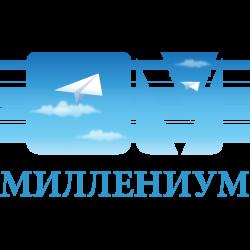 Логотип клиента Окна Миллениум отзывы о SEOquick