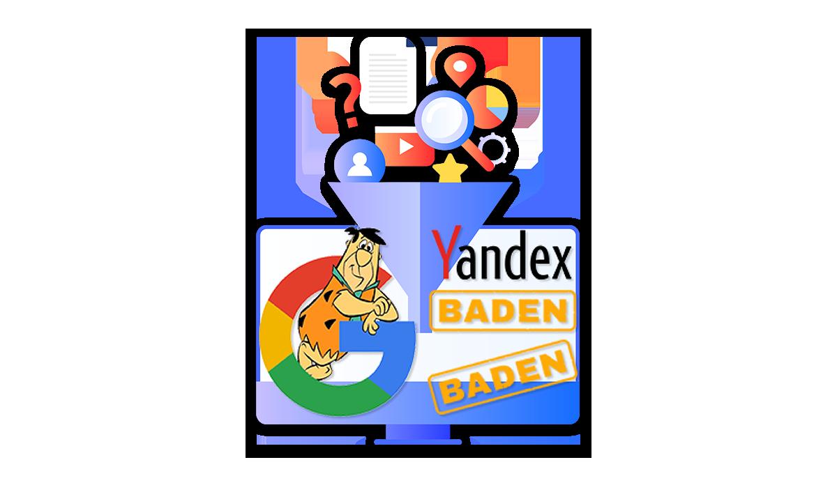 8 советов, как избежать фильтров Яндекс «Баден-Баден» и Google Fred