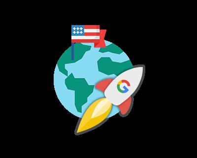 Продвижение англоязычного сайта в Google: Кейс