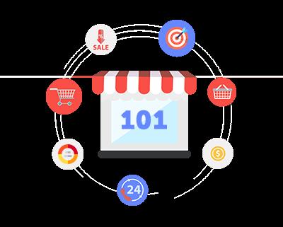 Электронная коммерция: 101 совет торговли в интернете (Гайд)