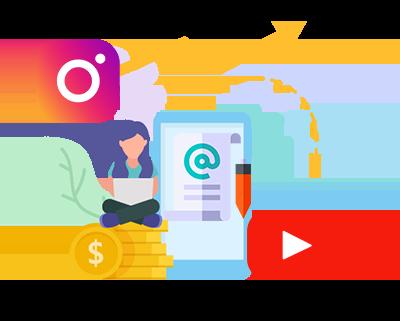 Сколько зарабатывают блогеры Youtube и Instagram в 2019 году